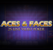 Aces and Faces 25 Linee