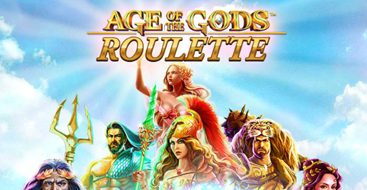 Age of the Gods™: Roulette